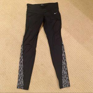 Nike Pants - Nike DriFit Running Tights